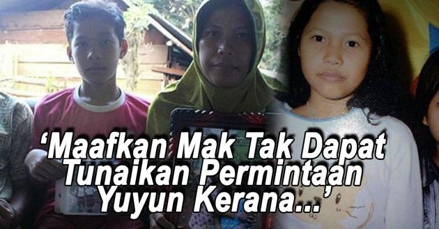 Ya Allah ! Inilah Permintaan Terakhir Yg Sangat MISTERI Gadis Yg Dirogol Sampai Mati Oleh 14 Lelaki Tu..