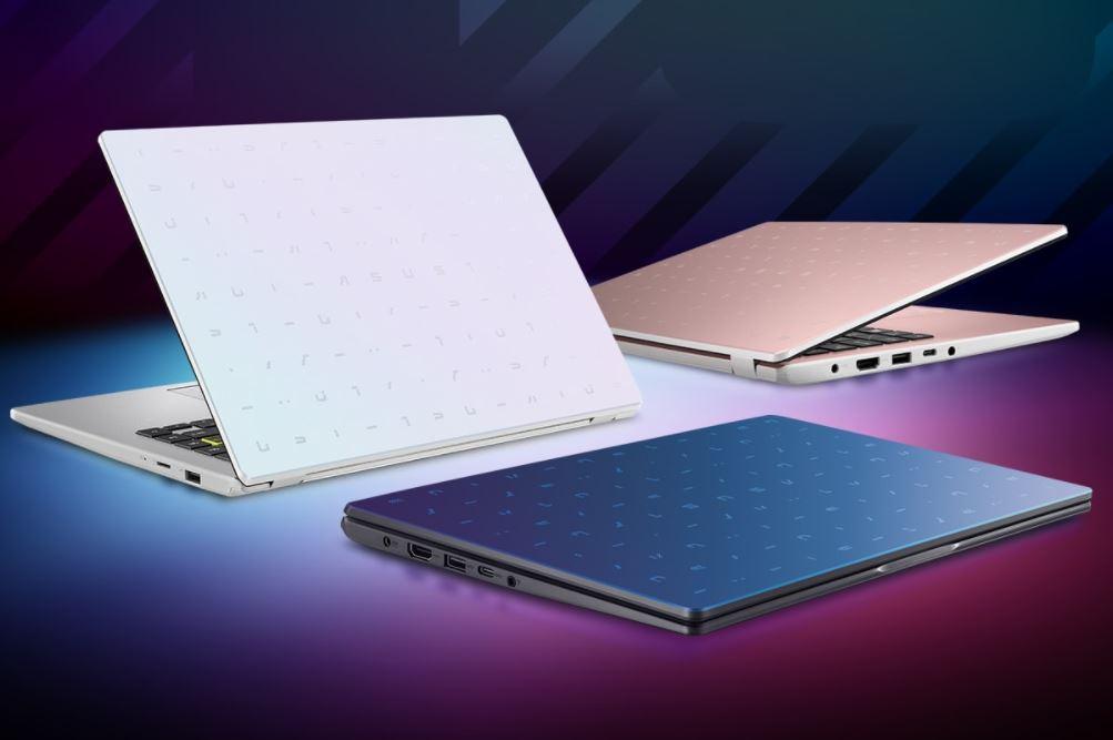 Asus E410MA BV001T, Laptop 4 Juta-an Paling Keren Bertenaga Celeron N4020