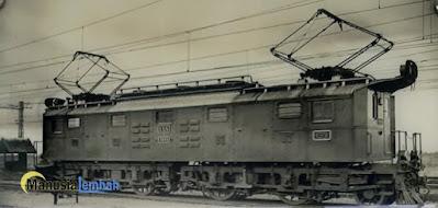 lokomotif listrik
