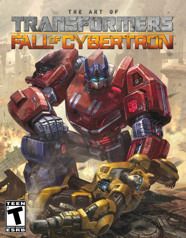 Transformers Fall of Cybertron Torrent