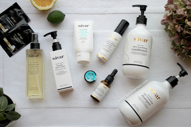 Savar Skincare Review