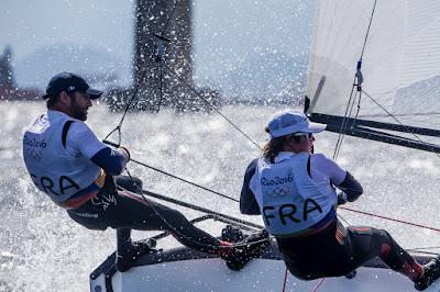 Les Jeux Olympiques virent au cauchemar pour Billy Besson et Marie Riou