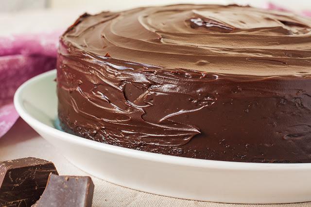 Savršeno čokoladna torta (Devil's Food Cake)