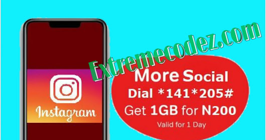How To Activate Airtel Instagram Bundle 1GB For N200