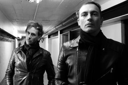 Le Post-punk a de beaux jours devant lui avec Arnault Destal et Grégory Cathérina, en l'occurrence Varsovie.