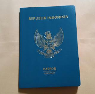 Paspor Khaolil Mudlaafar