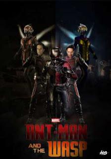 film terbaru 2018 ant man and the wasp