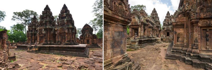 Banteay Srey - Cambogia