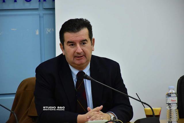 Έκτακτη συνεδρίαση της Πολιτικής Προστασίας Αργολίδας για την κακοκαιρία (βίντεο)