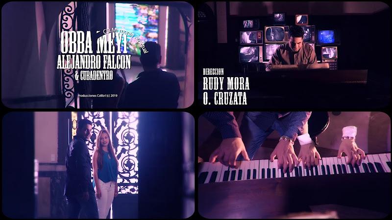 Alejandro Falcón - ¨Obbá Meyi¨ - Videoclip - Dirección: Rudy Mora - Orlando Cruzata. Portal Del Vídeo Clip Cubano