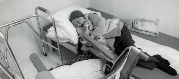 healthcare lockdown Long Term Care Ontario isolation second wave mortality pseudoscience