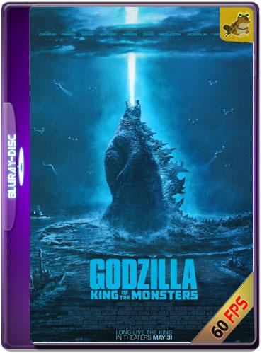 Godzilla II: El rey de los monstruos (2019) [BDRIP 1080p-60 FPS] Latino Dual [GoogleDrive] TeslavoHD