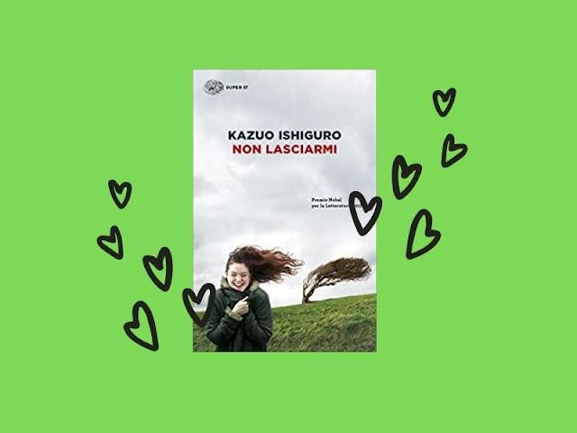 Non lasciarmi: il romanzo di Kazuo Ishiguro