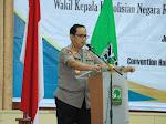 Wakapolri Komjen Gatot Eddy Pramono di Padang, Ini Agendanya