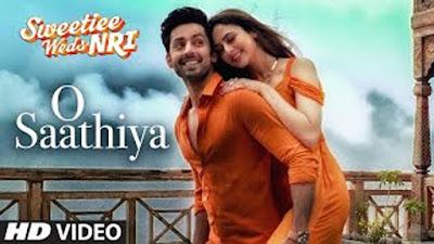 O Saathiya Lyrics - Armaan Malik | Asees Kaur | Latest Bollywood Movie Sweetiee Weds NRI