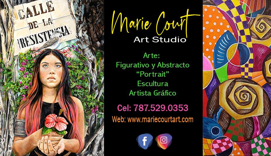 Marie Court Art Studio