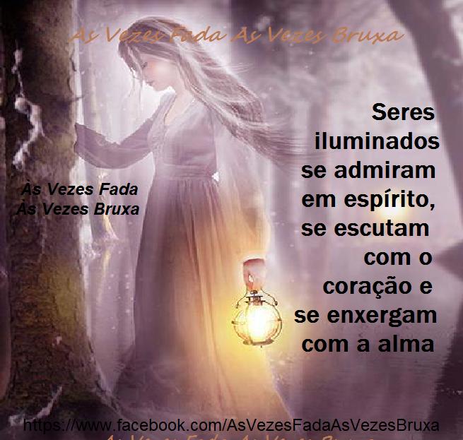 Eterno Anjo Meu Seres Iluminados