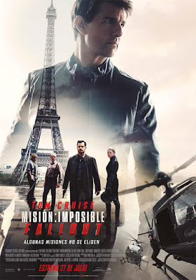 Mission Impossible Fallout [2018][DVD R1][Latino][FIX]