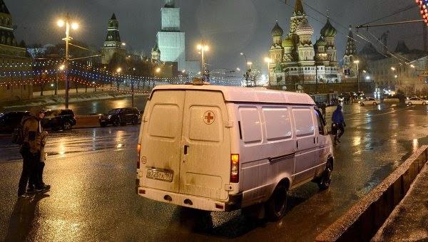 Autoridades russas prender dois suspeitos no caso Boris Nemtsov