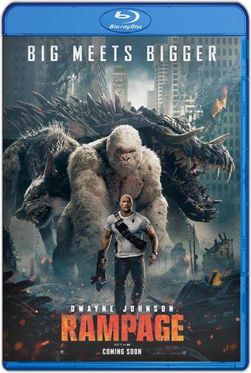 Rampage: Devastación (2018) HD 1080p y 720p Latino