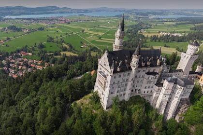 Menilik Kastil Neuschwanstein Kisah Patah Hati Yang Menginspirasi