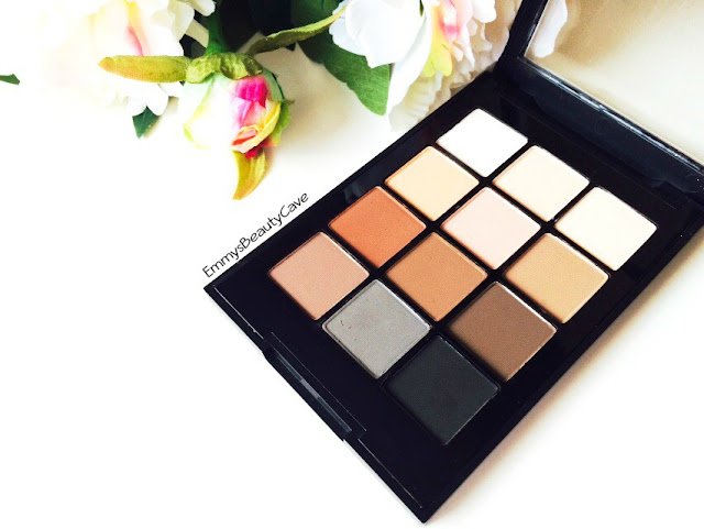 Sonia Kashuk Eye on Neutral Matte Eye Shadow Palette