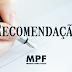 Combate à corrupção: MPF recomenda a 36 municípios baianos adoção de medidas para evitar fraudes em licitações