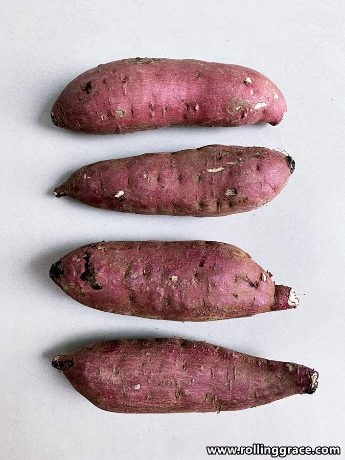 beni nagomi sweet potato malaysia