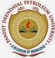 PDPU Recruitment for Senior Research Fellow (SRF)