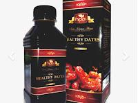 Sari Kurma HPAI dan Dates Syrup Premium HPAI