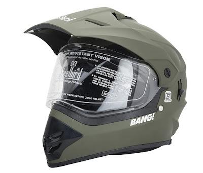 Steelbird Bang Motocross