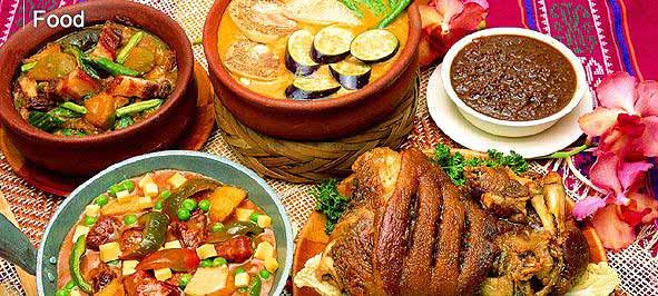 Pinoy Street Food List