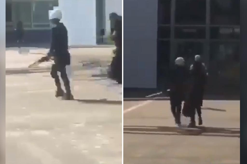 Gironde (33) : Un adolescent armé d'un fusil pénètre dans un lycée et menace plusieurs personnes