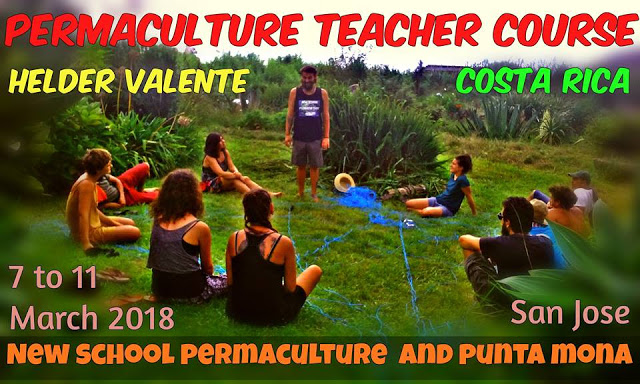 Permaculture Teacher Course - Costa Rica
