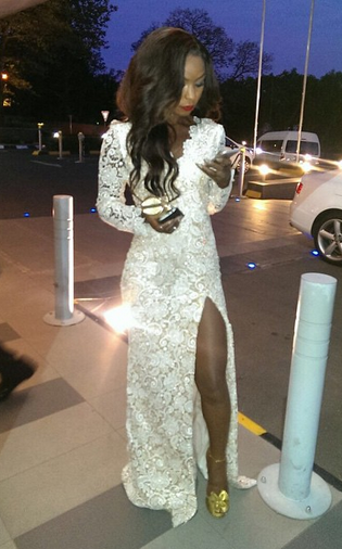 5 Photos: Nigerian stars at Channel O Awards
