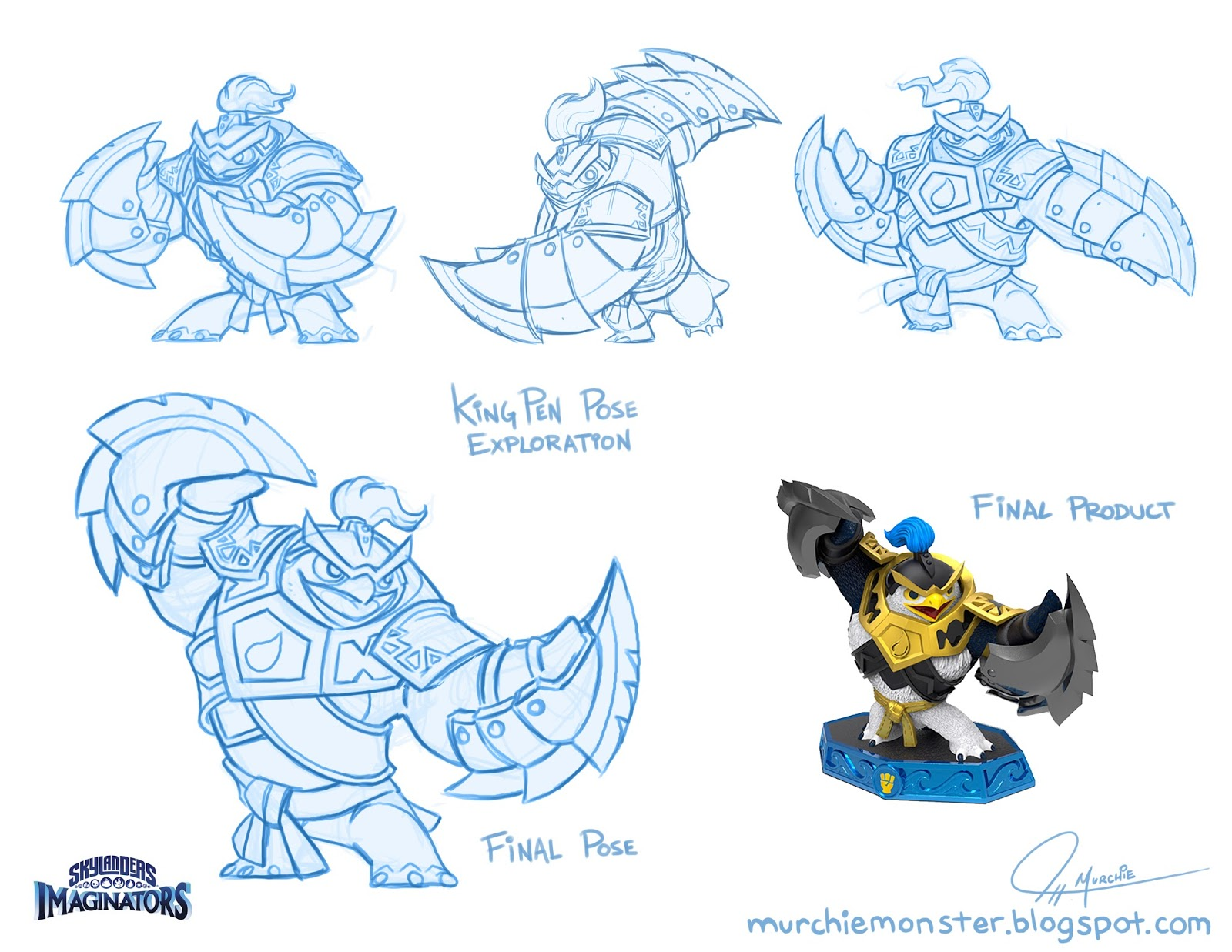 [Image: King%2BPen_Poses_Skylanders_Jeff%2BMurchie.jpg]