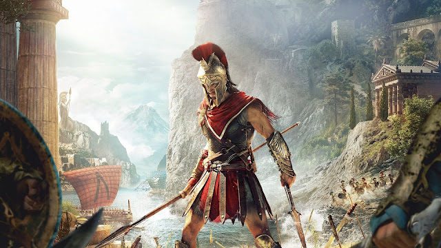 BON PLAN : Assassin's Creed Odyssey (Uplay - Code) à 18€ !
