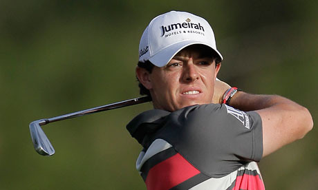 Rory McIlroy has led the PGA Tour in Total Strokes Gained several times