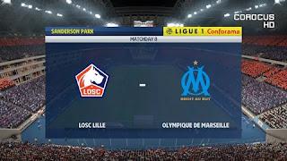 Марсель – Лилль смотреть онлайн бесплатно 2 ноября 2019 прямая трансляция в 19:30 МСК.