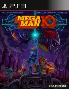 Mega Man 10 PS3 Baixar