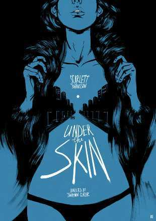 Under the Skin 2013 BRRip 720p Dual Audio In Hindi English ESub