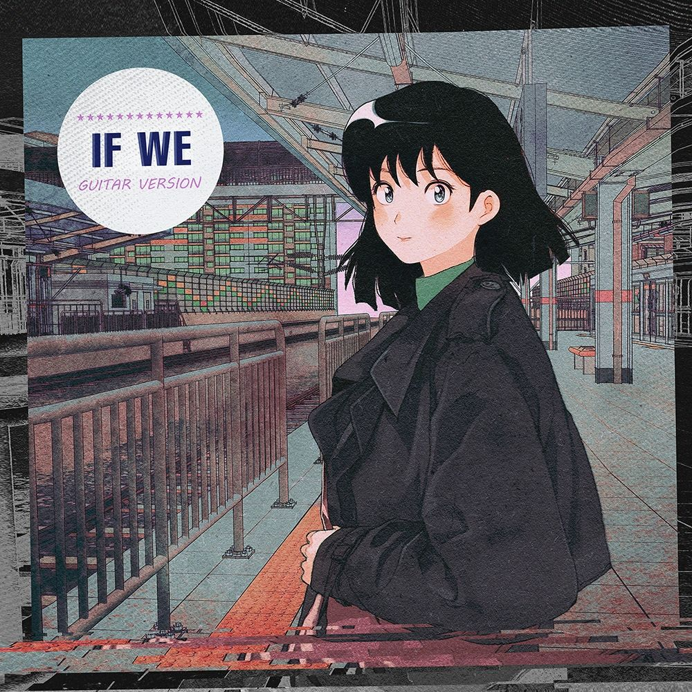CROQ – If We (Guitar Ver) – Single