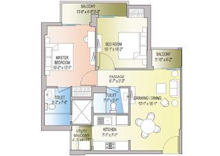 891-sq.ft.-2bhk-floor-plan-cherry-county