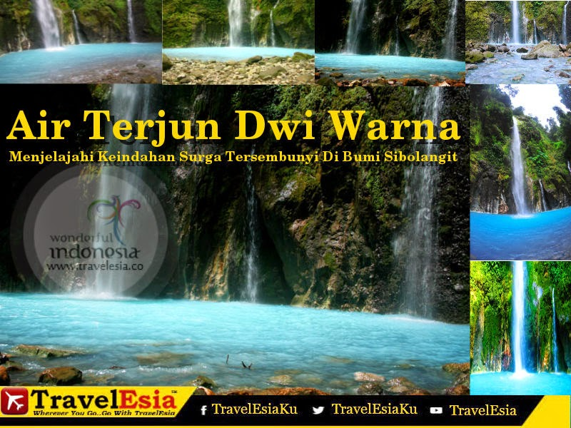 Air Terjun Dwi warna