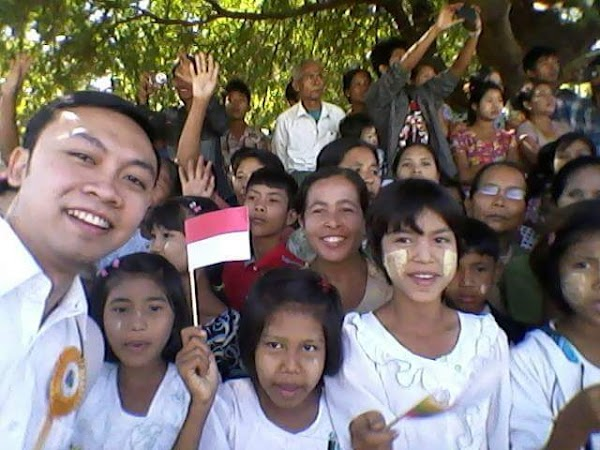 Catatan Blusukan di Rakhine State, Myanmar, Desember 2014