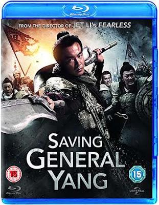 Saving General Yang (2013) Dual Audio [Hindi – Chinese] 720p BluRay ESub x265 HEVC 580Mb