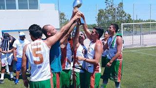 FLAG FOOTBALL (II TIAM Flag 2019) - Los Aztecas son bicampeones del Torneo Internacional de la Amistad y San Juan Dolphins las primeras campeonas