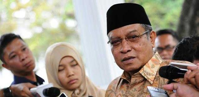 Said Aqil Harus Konsisten Kritik Pemerintah Jika Tak Mau Dituduh Ada Main