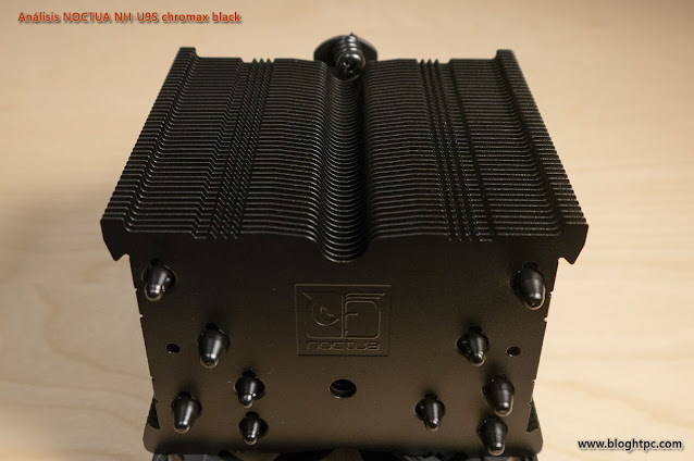 DISIPADOR NOCTUA NH-U9S CHROMAX.BLACK