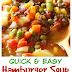 quick easy hamburger soup
